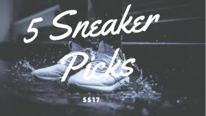 Sneaker Picks